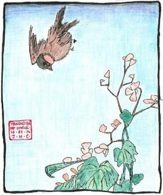 Oiseaux japonisants