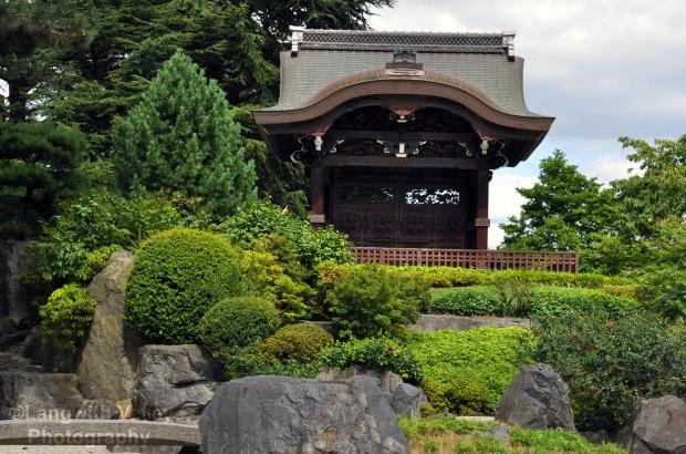 Chokushi-Mon, Jardins botaniques royaux de Kew