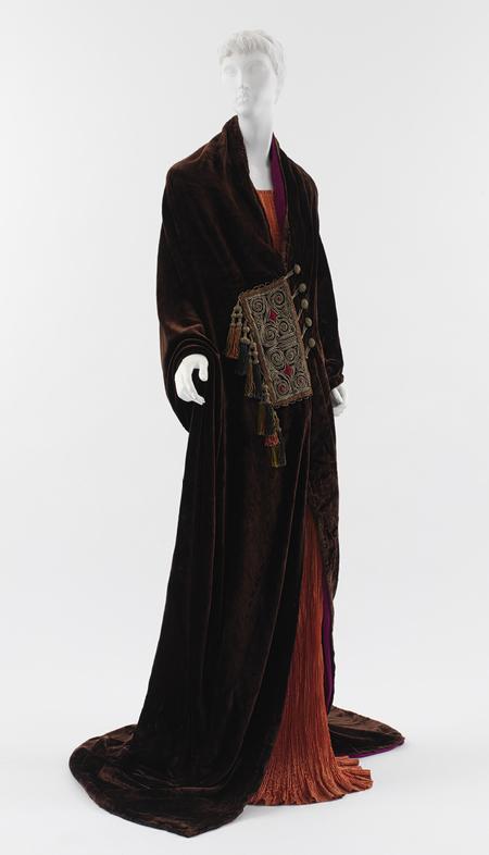 Manteaux de Paul Poiret, 1919