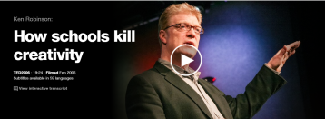 TED Ken Robinson
