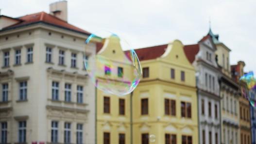 Bulle à Prague