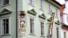 Détail d'une façade