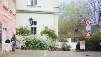 Cour du Musée Kafka