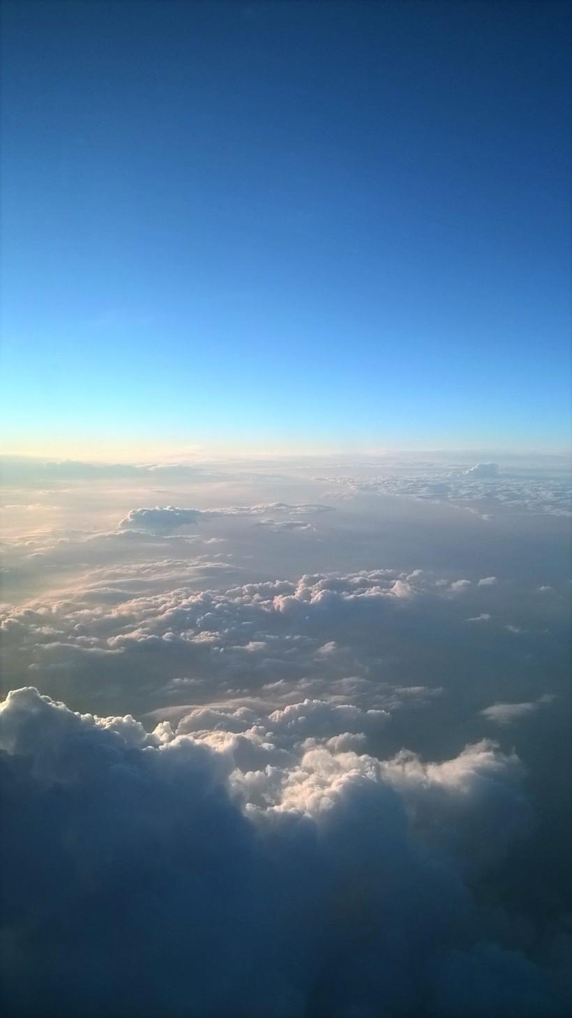 Au-dessus des nuages