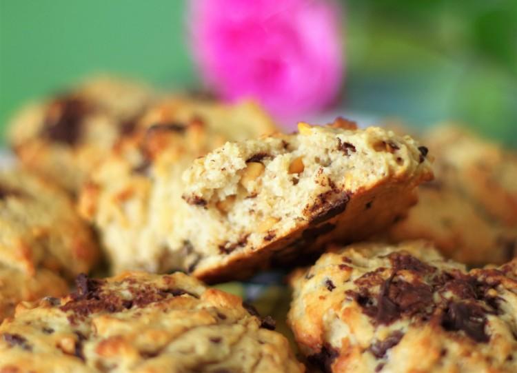 Les cookies et leurs cacahuètes