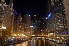 Chicago la nuit